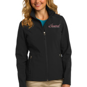 Port Authority - Ladies Core Soft Shell Jacket, L317